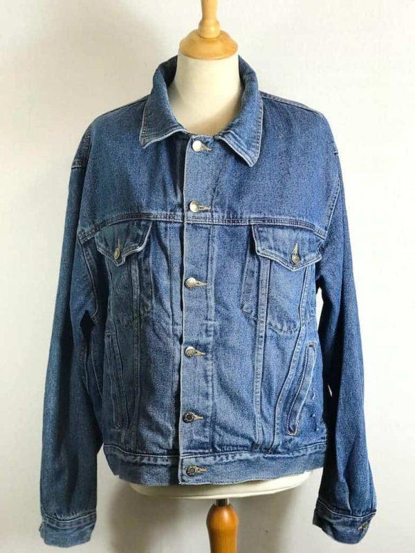 Wrangler Denim Jacket XL