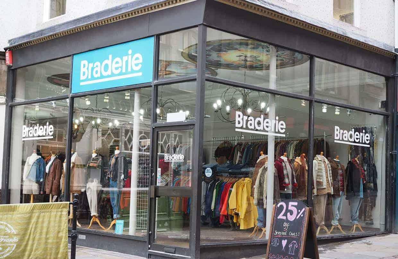 Clothes-shop-Nottingham-Braderie