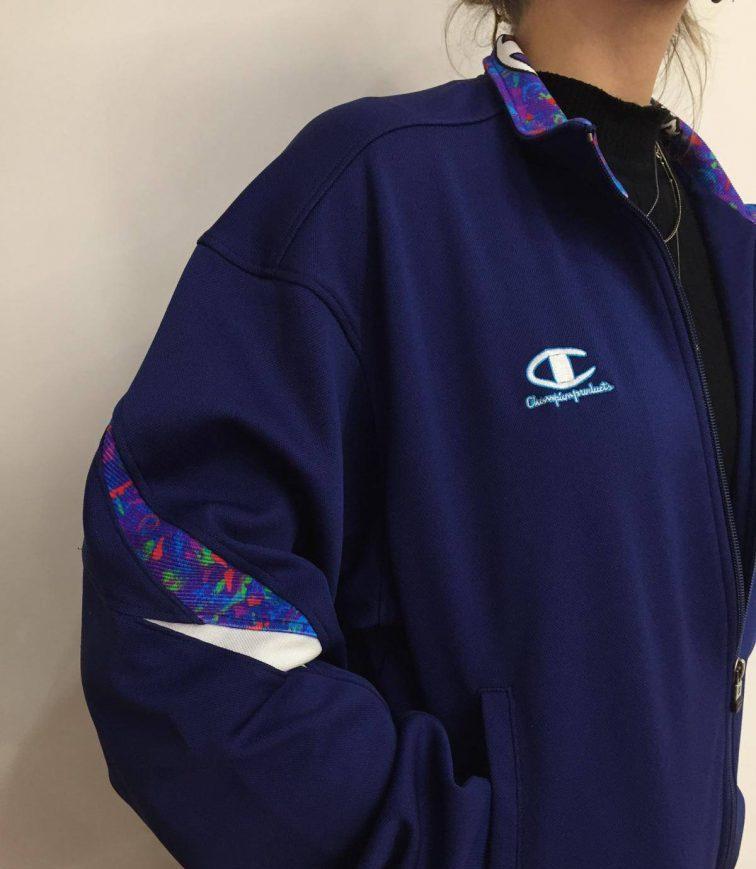 Purple Champion Jacket 2