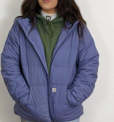 Womens Carhartt Puffer Jacket