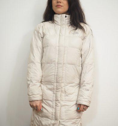 North Face 600 Long Puffer Coat